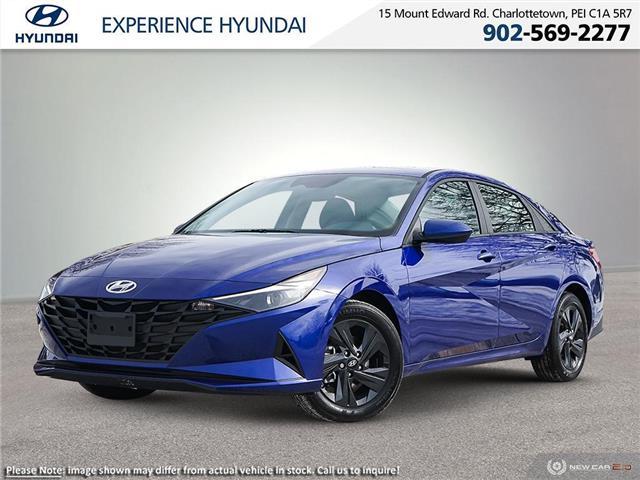 2021 Hyundai Elantra Preferred w/Sun & Tech Pkg (Stk: N1393) in Charlottetown - Image 1 of 23