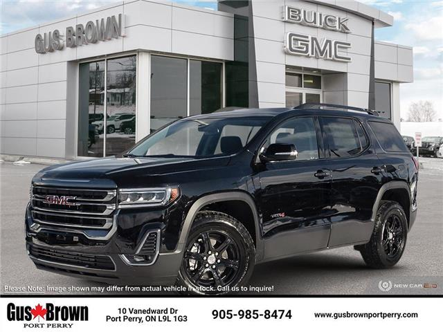 2021 GMC Acadia AT4 (Stk: Z177982) in PORT PERRY - Image 1 of 23