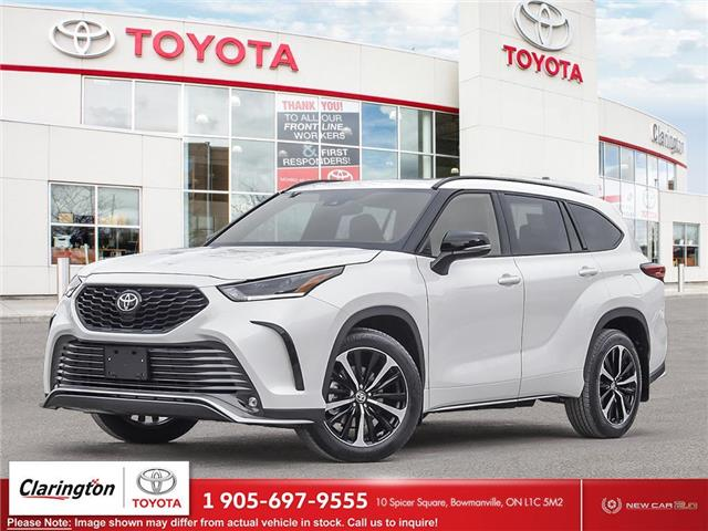2021 Toyota Highlander XSE (Stk: 21550) in Bowmanville - Image 1 of 22
