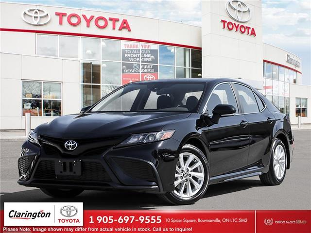2021 Toyota Camry SE (Stk: 21542) in Bowmanville - Image 1 of 23