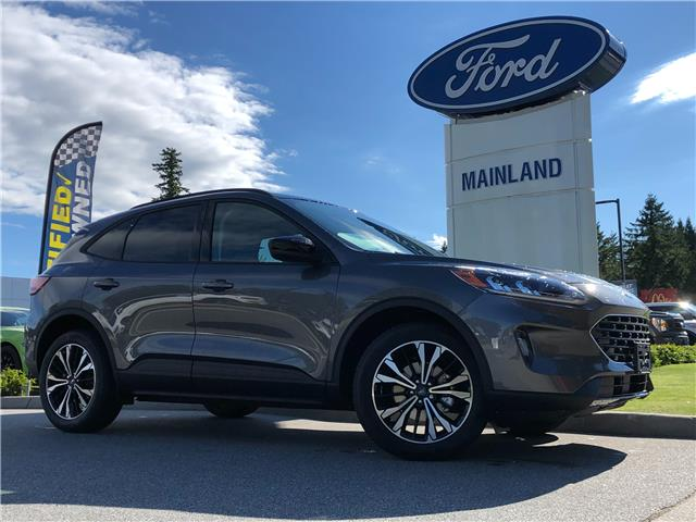 2021 Ford Escape SEL (Stk: 21ES1903) in Vancouver - Image 1 of 30