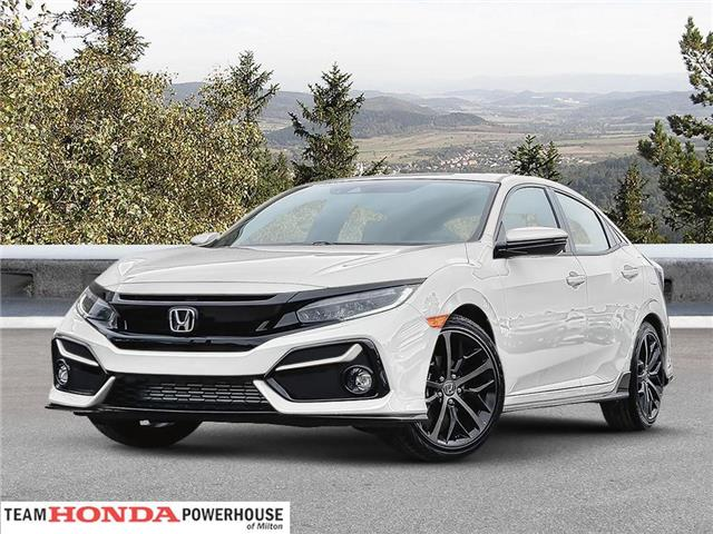 2021 Honda Civic Sport Touring (Stk: 21411) in Milton - Image 1 of 23