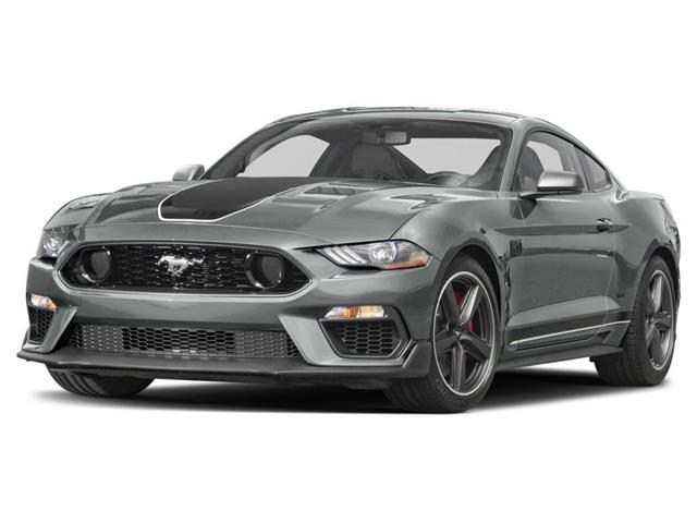 2021 Ford Mustang Mach 1 (Stk: M-1356) in Calgary - Image 1 of 2