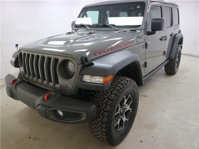 2018 Jeep Wrangler Unlimited Rubicon (Stk: 1079U) in Quebec - Image 1 of 13