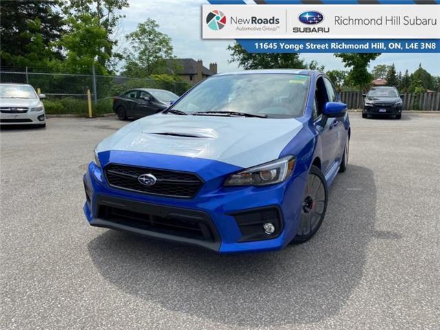 2021 Subaru WRX Sport-tech MT (Stk: 35869) in RICHMOND HILL - Image 1 of 21
