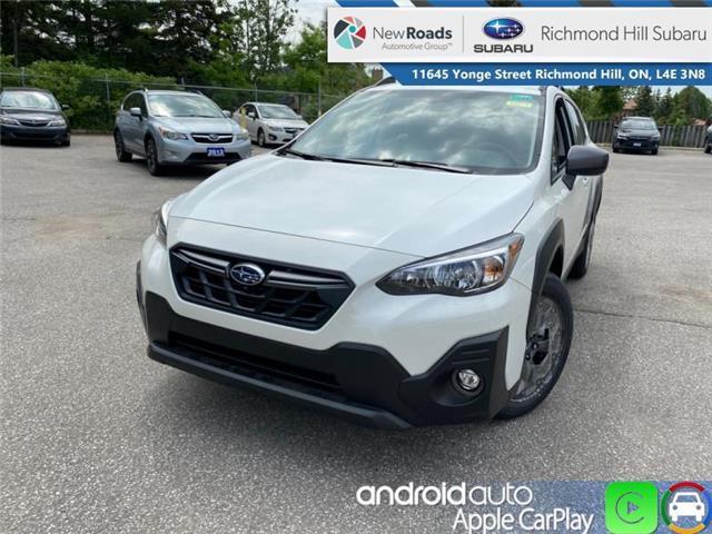 2021 Subaru Crosstrek Outdoor w/Eyesight (Stk: 35883) in RICHMOND HILL - Image 1 of 21