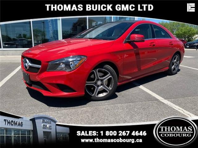 2014 Mercedes-Benz CLA-Class Base (Stk: UC83198) in Cobourg - Image 1 of 23