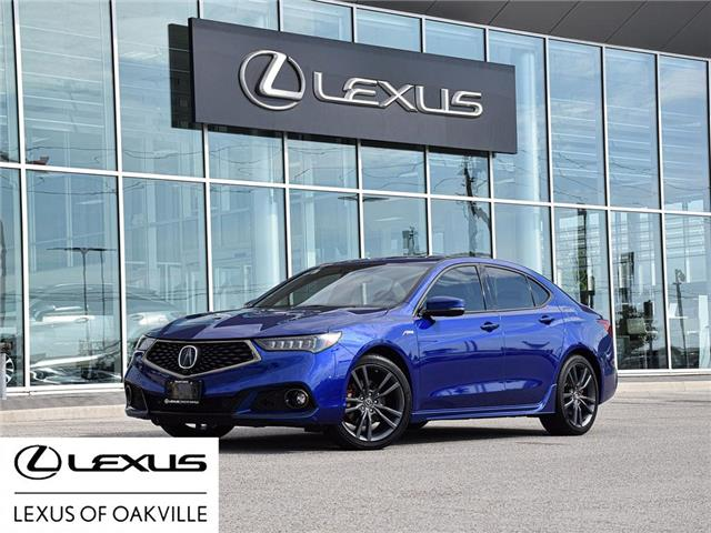 2018 Acura TLX Elite A-Spec (Stk: UC8189) in Oakville - Image 1 of 26