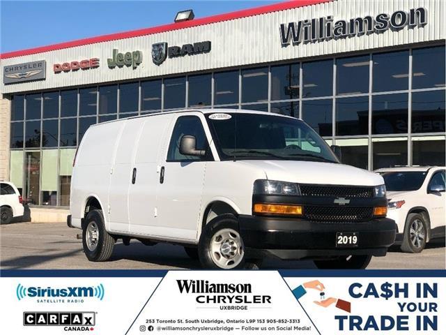 2019 Chevrolet Express 2500 Work Van (Stk: W6652) in Uxbridge - Image 1 of 21
