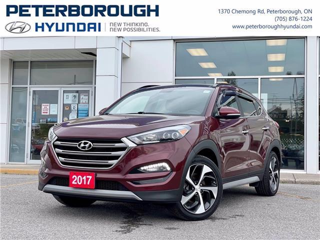 2017 Hyundai Tucson SE (Stk: H12972A) in Peterborough - Image 1 of 30