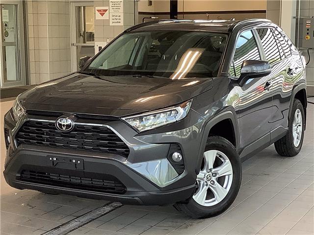 2021 Toyota RAV4 XLE (Stk: 22910A) in Kingston - Image 1 of 30