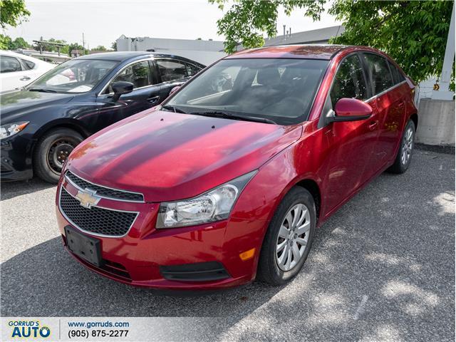 2011 Chevrolet Cruze LT Turbo (Stk: 168834) in Milton - Image 1 of 6