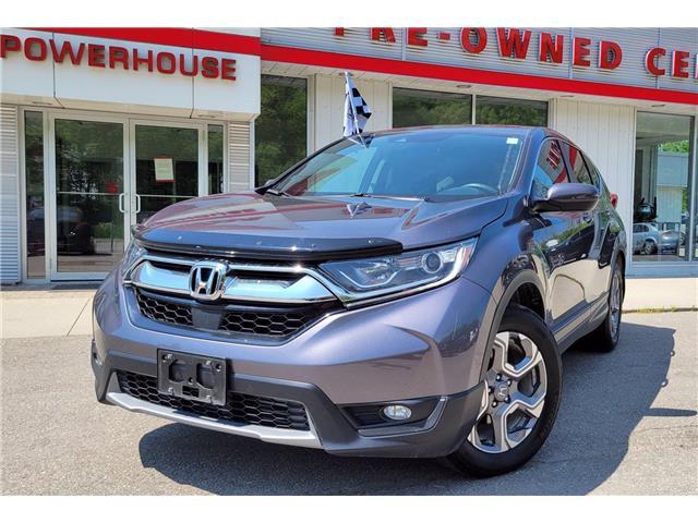 2019 Honda CR-V EX (Stk: E-2548) in Brockville - Image 1 of 25