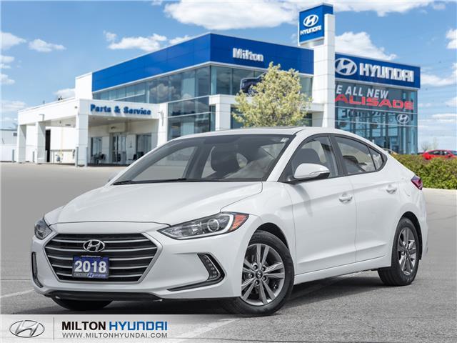 2018 Hyundai Elantra Luxury (Stk: 853790) in Milton - Image 1 of 21