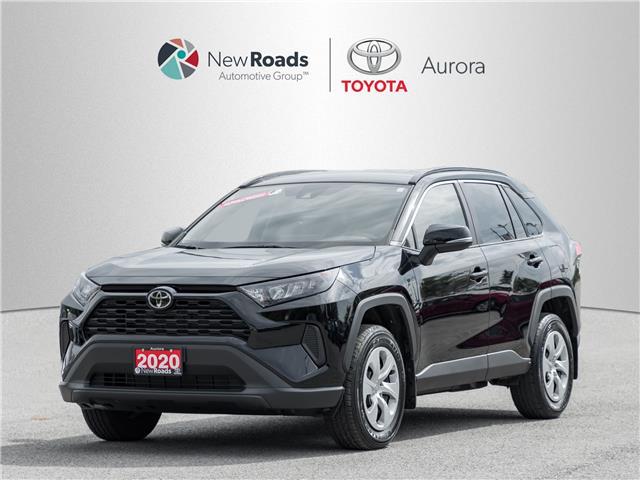 2020 Toyota RAV4  (Stk: 325601) in Aurora - Image 1 of 18