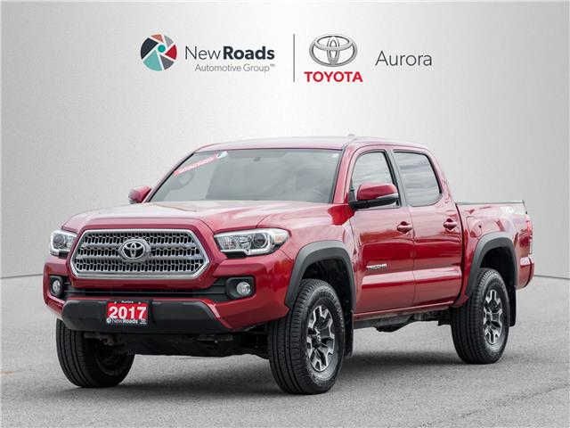 2017 Toyota Tacoma  (Stk: 326071) in Aurora - Image 1 of 21