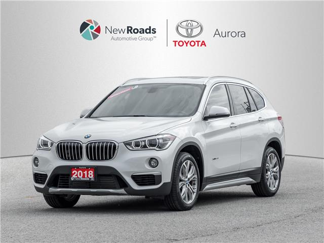 2018 BMW X1  (Stk: 325131) in Aurora - Image 1 of 21