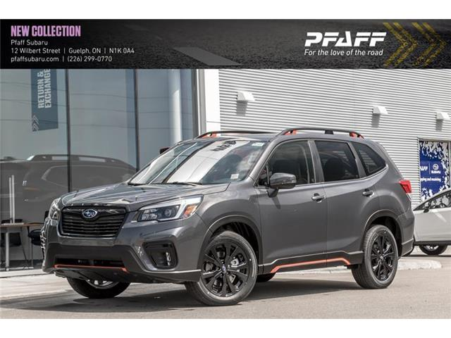 2021 Subaru Forester Sport (Stk: S01120) in Guelph - Image 1 of 10