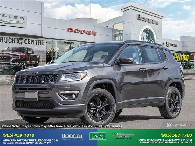 2021 Jeep Compass Altitude (Stk: ) in Brampton - Image 1 of 24
