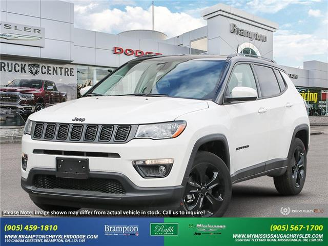 2021 Jeep Compass Altitude (Stk: 21744) in Brampton - Image 1 of 22