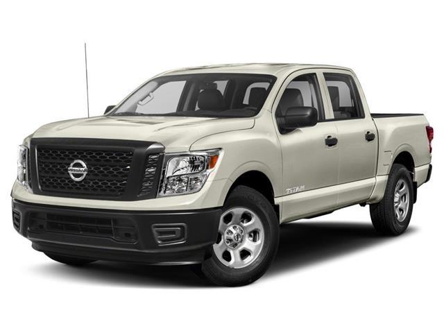 2019 Nissan Titan PRO-4X (Stk: T22048A) in Edmonton - Image 1 of 9