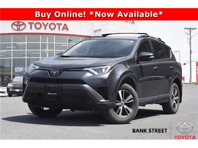 2018 Toyota RAV4 LE (Stk: 19-L28956) in Ottawa - Image 1 of 24
