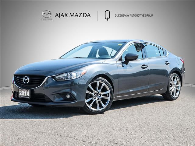 2014 Mazda MAZDA6 GT (Stk: 21-1085A) in Ajax - Image 1 of 28