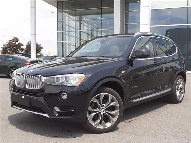 2017 BMW X3 xDrive28i (Stk: 14364A) in Gloucester - Image 1 of 27