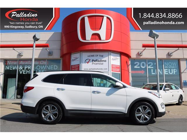 2016 Hyundai Santa Fe XL Luxury (Stk: 23317A) in Greater Sudbury - Image 1 of 39