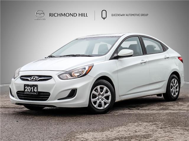 2014 Hyundai Accent GL (Stk: P0638) in Richmond Hill - Image 1 of 26