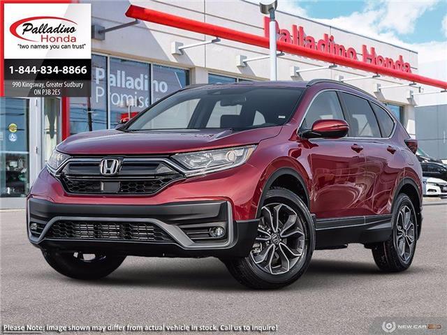 2021 Honda CR-V EX-L (Stk: 23327) in Greater Sudbury - Image 1 of 23