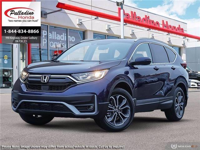 2021 Honda CR-V EX-L (Stk: 23322) in Greater Sudbury - Image 1 of 23