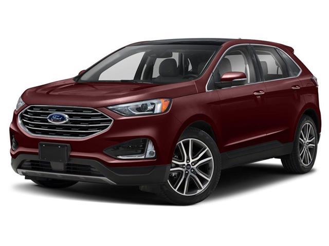 2020 Ford Edge Titanium (Stk: LED038) in Fort Saskatchewan - Image 1 of 9