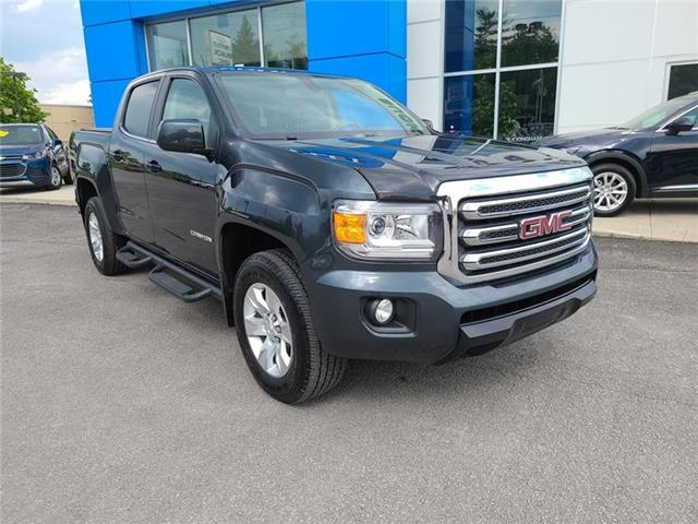 2018 GMC Canyon  (Stk: 21089A) in Gatineau - Image 1 of 13