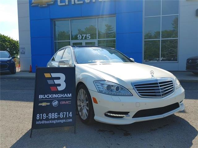 2013 Mercedes-Benz S-Class Base (Stk: M16605) in Gatineau - Image 1 of 7