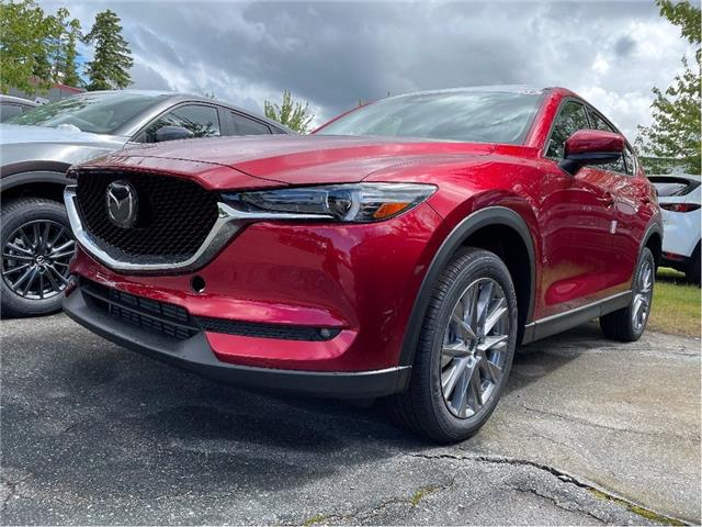 2021 Mazda CX-5 GS (Stk: 409835) in Surrey - Image 1 of 5