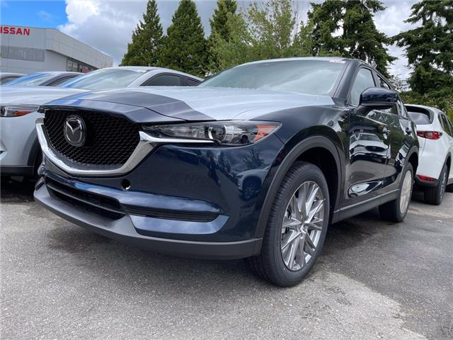 2021 Mazda CX-5 GS (Stk: 409237) in Surrey - Image 1 of 5
