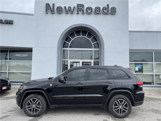 2017 Jeep Grand Cherokee Trailhawk (Stk: 25590P) in Newmarket - Image 1 of 13