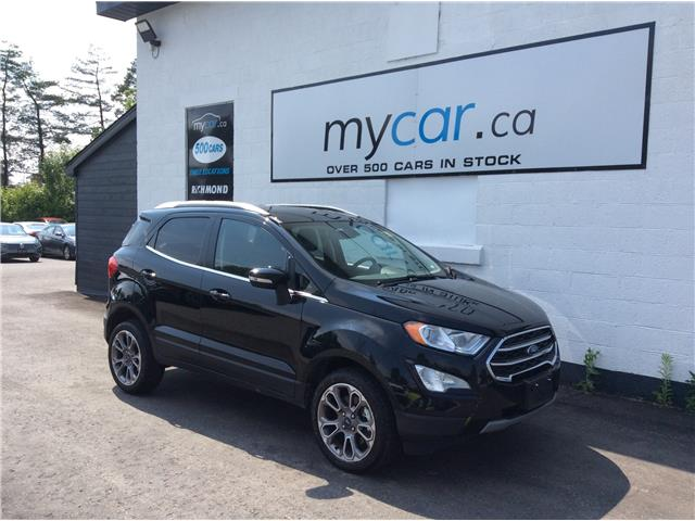 2020 Ford EcoSport Titanium (Stk: 210496) in North Bay - Image 1 of 22