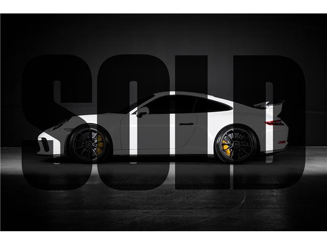 2018 Porsche 911 GT3 (Stk: AL001) in Woodbridge - Image 1 of 22