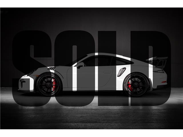 2016 Porsche 911 GT3 RS (Stk: JS001) in Woodbridge - Image 1 of 21
