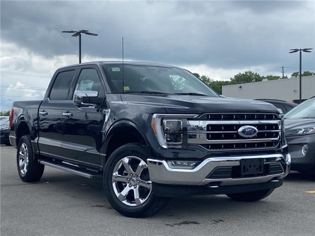 2021 Ford F-150 Lariat (Stk: 21T442) in Midland - Image 1 of 11