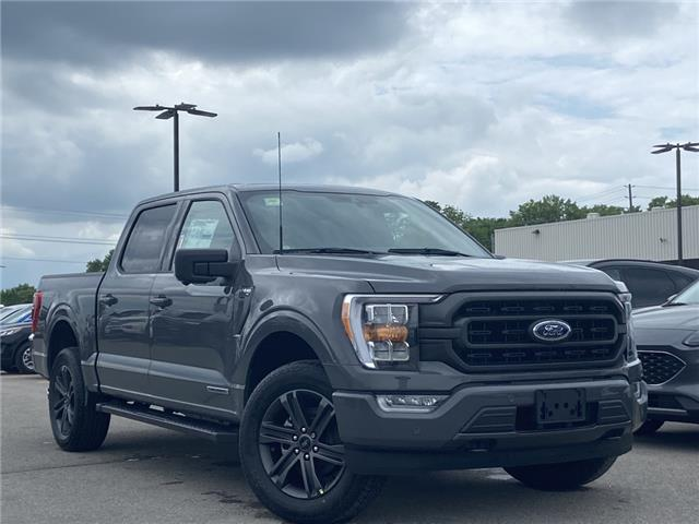 2021 Ford F-150 XLT (Stk: 21T441) in Midland - Image 1 of 13