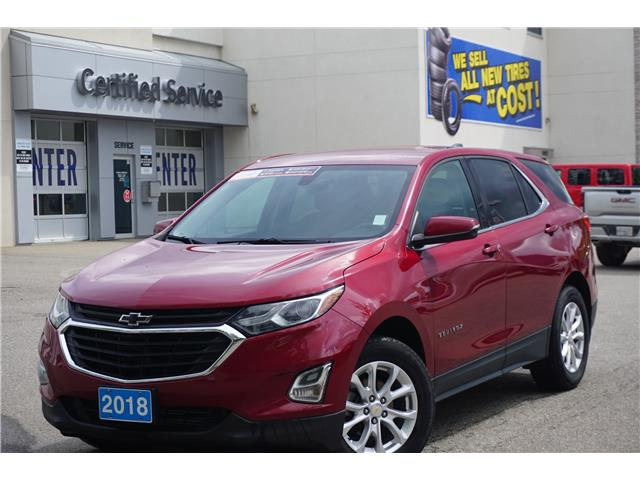2018 Chevrolet Equinox 1LT (Stk: 21-221A) in Salmon Arm - Image 1 of 11