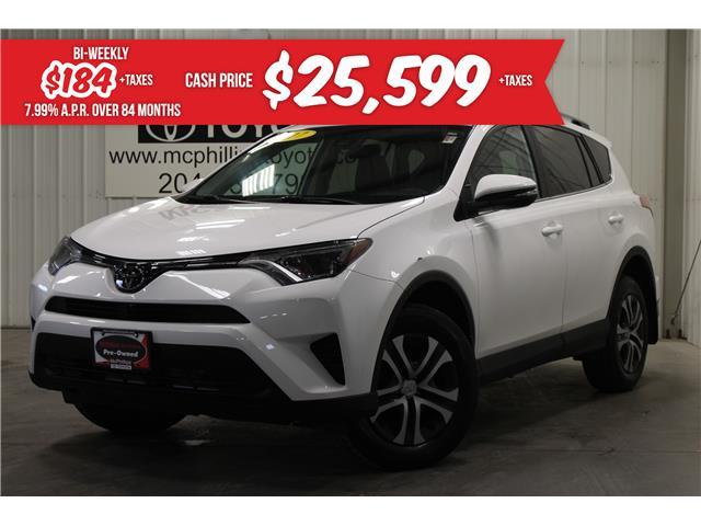 2017 Toyota RAV4 LE (Stk: C201791A) in Winnipeg - Image 1 of 25