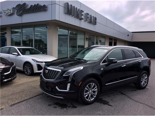2021 Cadillac XT5 Premium Luxury (Stk: 21278) in Smiths Falls - Image 1 of 14