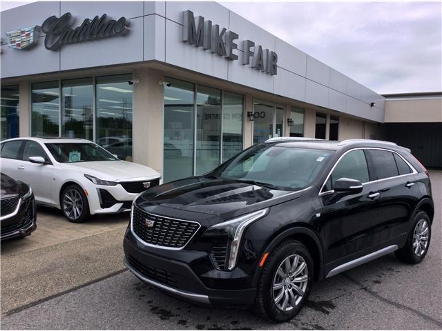 2021 Cadillac XT4 Premium Luxury (Stk: 21296) in Smiths Falls - Image 1 of 14