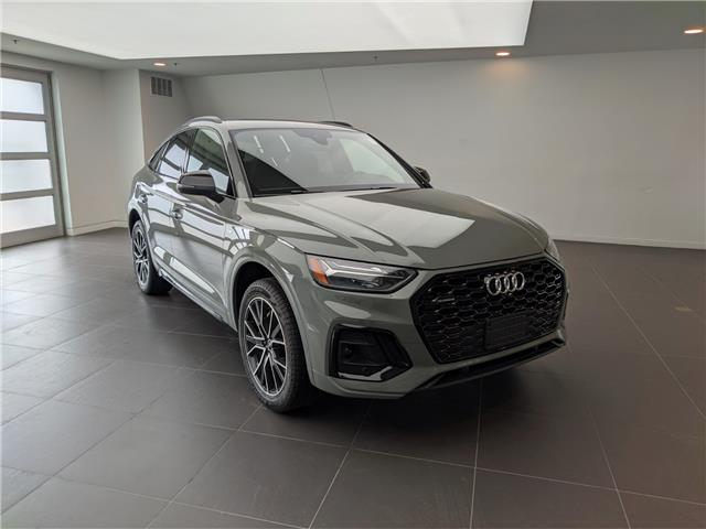 2021 Audi Q5 45 Progressiv (Stk: 52635) in Oakville - Image 1 of 17