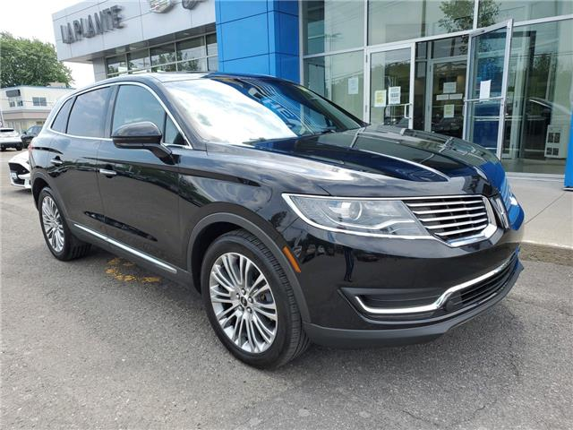 2018 Lincoln MKX Reserve (Stk: H0875) in Hawkesbury - Image 1 of 21