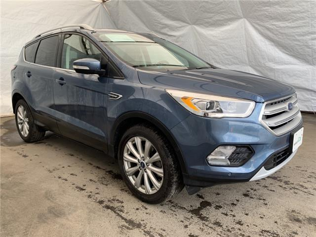 2018 Ford Escape Titanium (Stk: IU2215) in Thunder Bay - Image 1 of 23